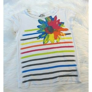 Junior Gaultier Girls T-Shirt Short Sleeve…
